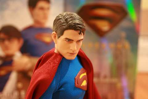 SUPERMAN TOY