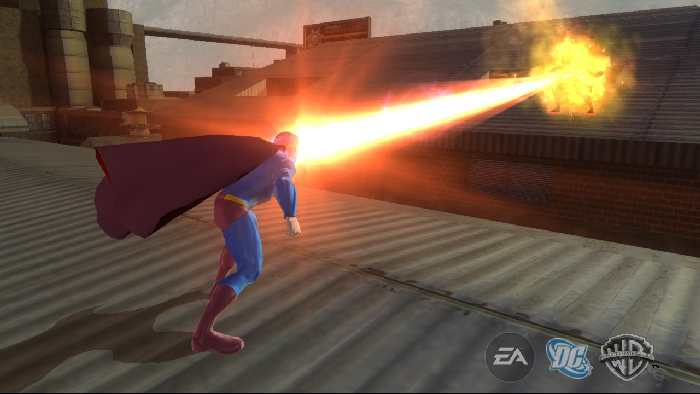 SUPERMAN RETURNS VIDEOGAME