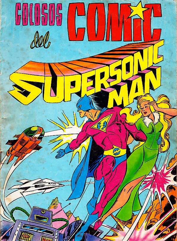 SUPERSONIC MAN