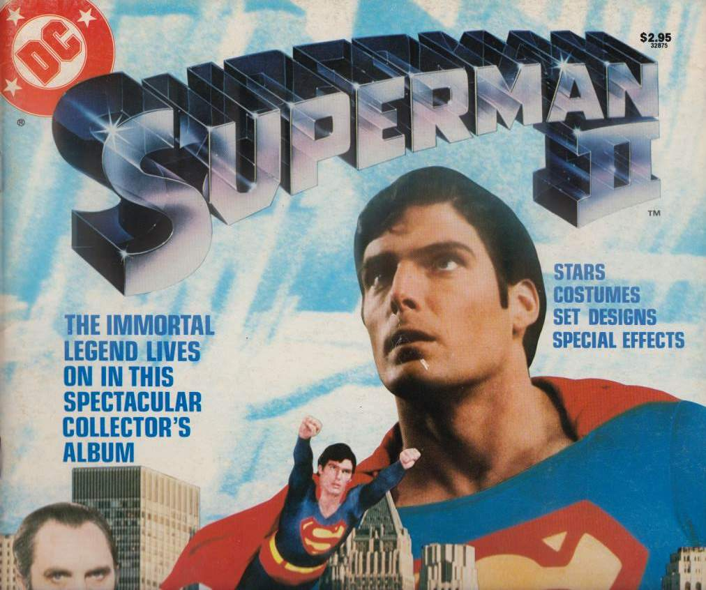 SUPERMAN THE MOVIE II