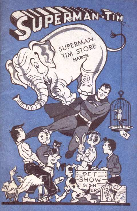SUPERMAN-TIM 1947