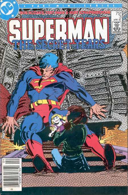 SUPERMAN THE SECRET YEARS 3