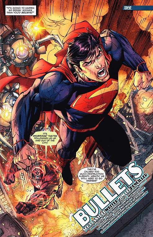 SUPERMAN UNCHAINED 4