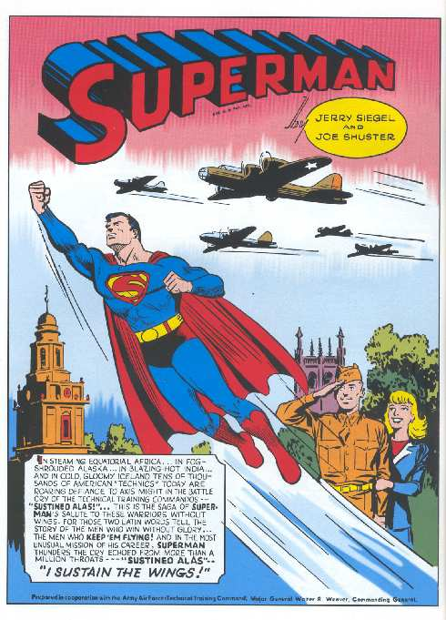 SUPERMAN #25 ARCHIVES