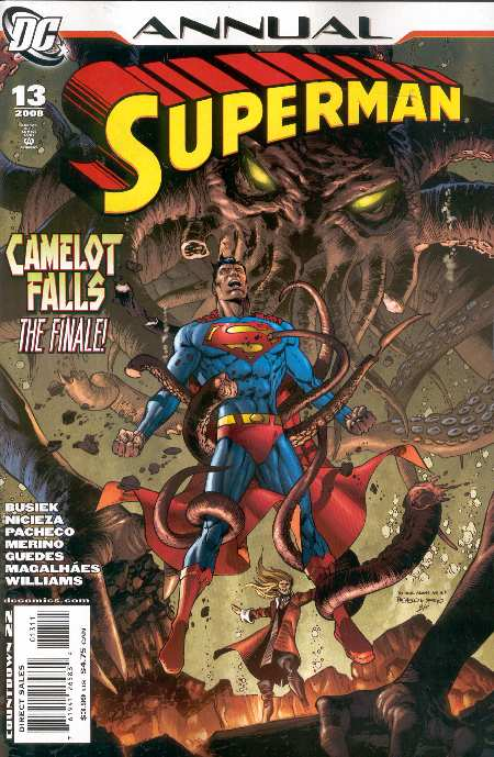SUPERMAN ANNUAL #13
