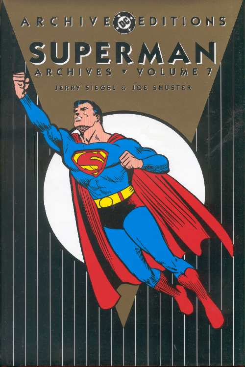 SUPERMAN ARCHIVES VOL.7
