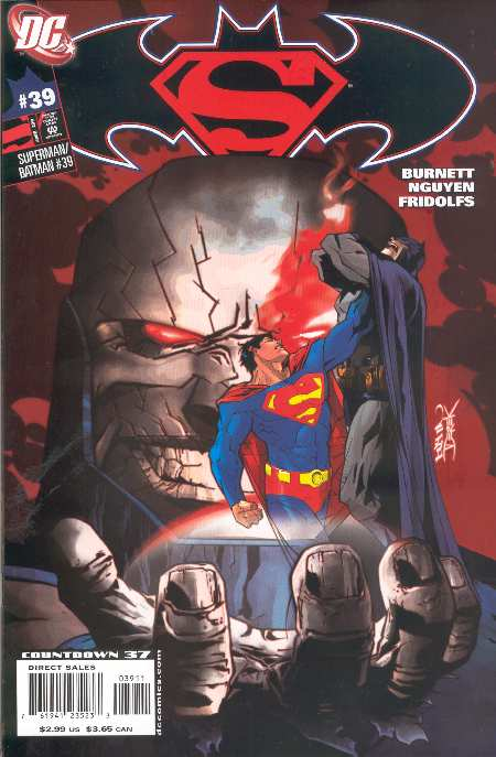 SUPERMAN BATMAN 39