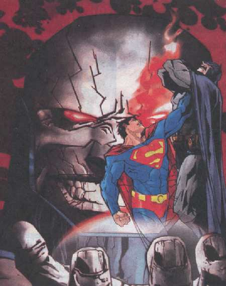 SUPERMAN BATMAN 339