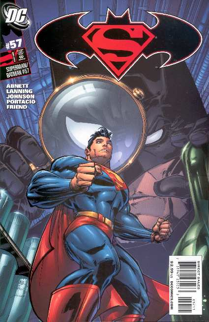 SUPERMAN BATMAN #57