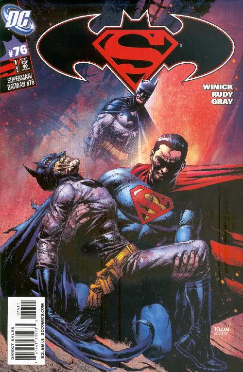 SUPERMAN BATMAN #76