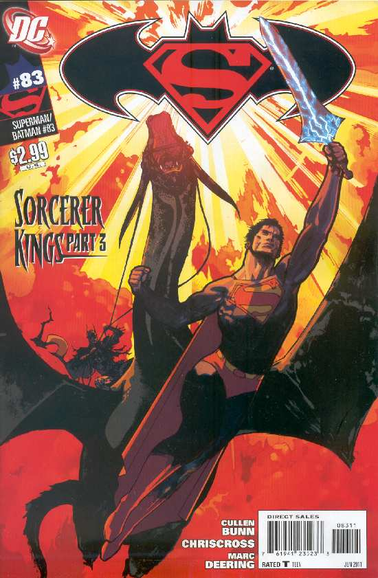 SUPERMAN BATMAN #83