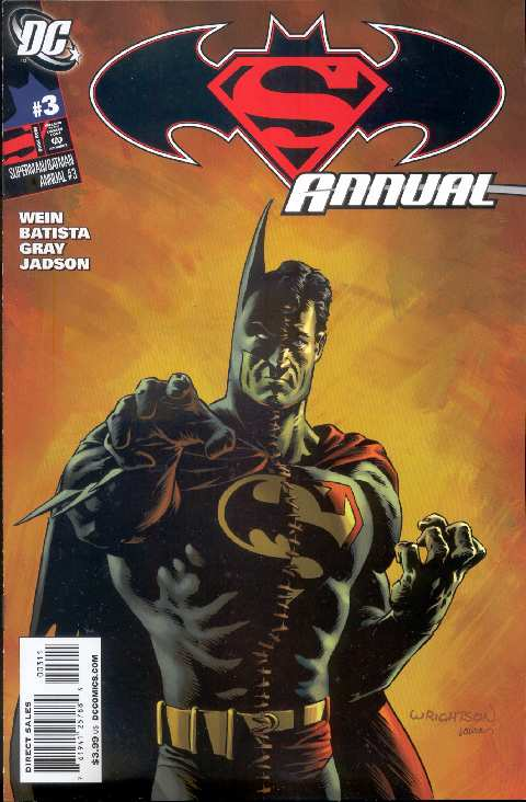 SUPERMAN BATMAN ANNUAL #3