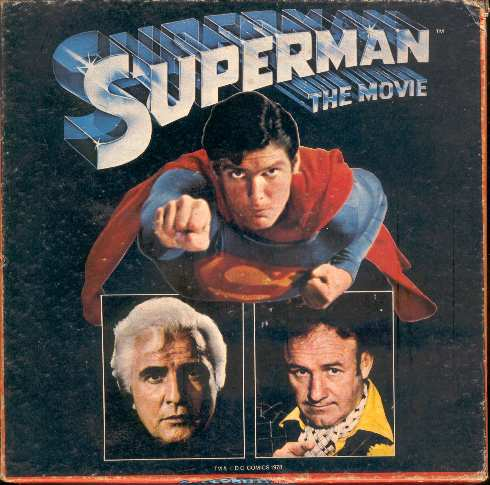 SUPERMAN THE MOVIE EN SUPER 8