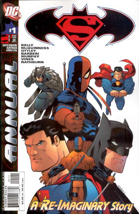 SUPERMAN BATMAN ANNUAL #1
