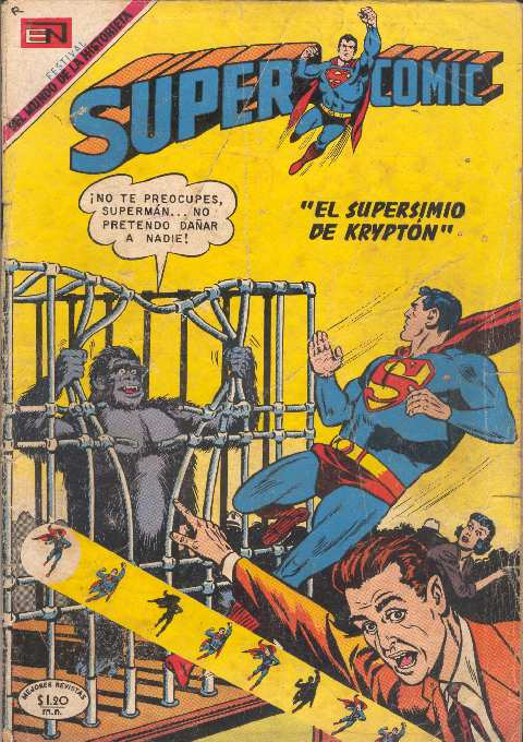 SUPERCOMICS 28