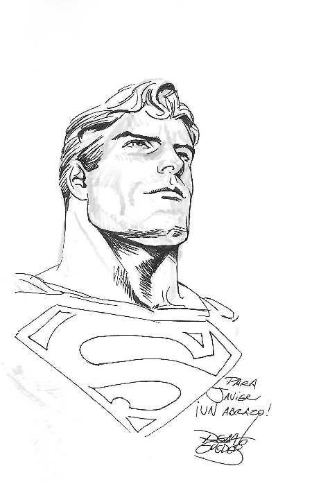 SUPERMAN BY RENATO GUEDES