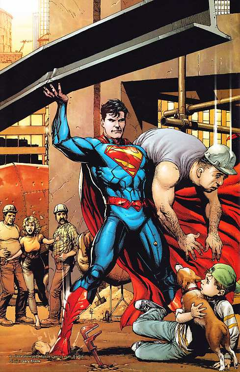 SUPERMAN #3 ECC
