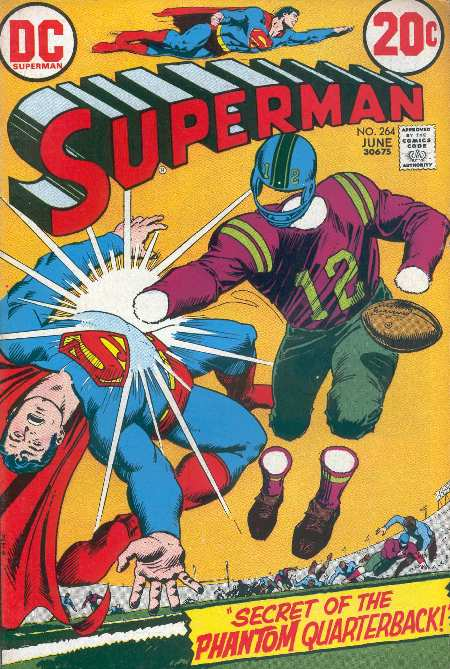SUPERMAN 264 USA