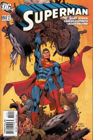 SUPERMAN 654  USA