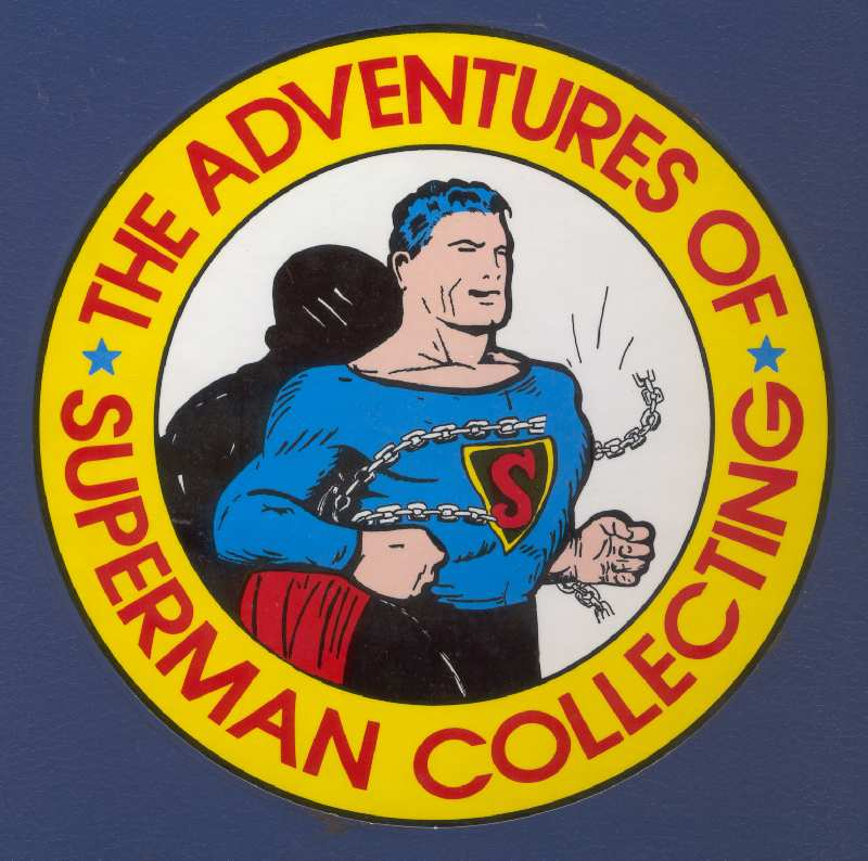 SUPERMAN COLLECTING