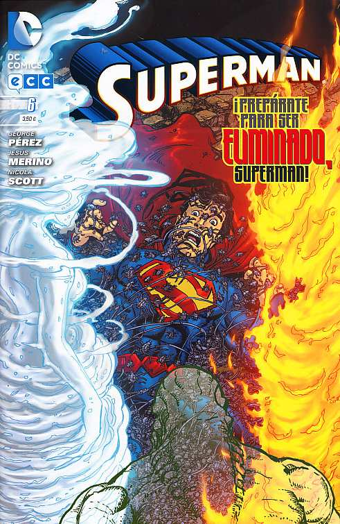 SUPERMAN ECC #6