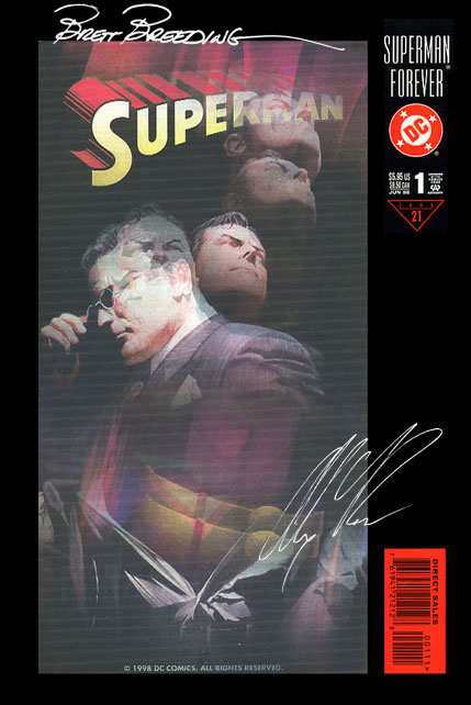 SUPERMAN FOR SIGNED