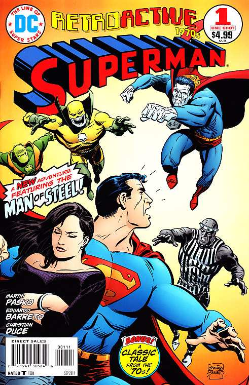 SUPERMAN RETROACTIVE #1