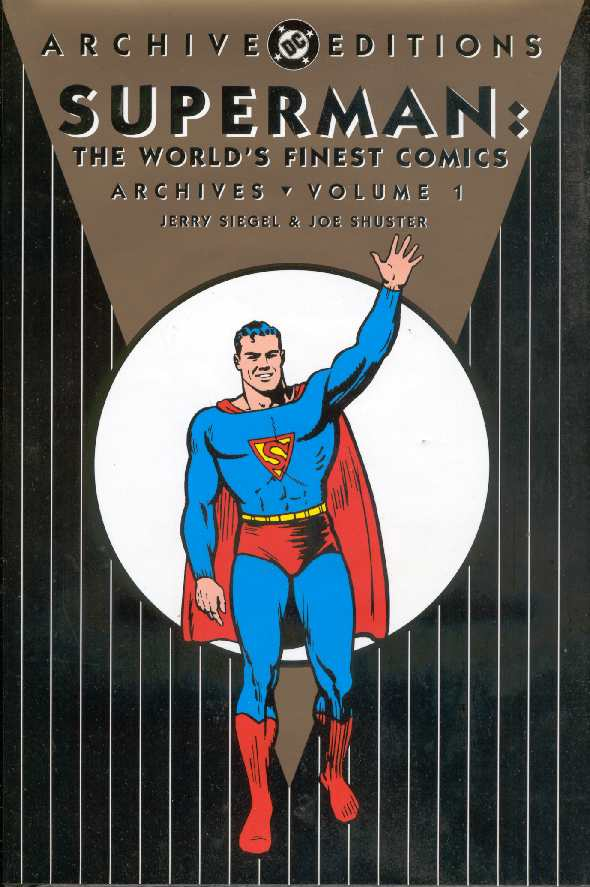 SUPERMAN: WORLD'S FINEST COMICS ARCHIVES VOL.1