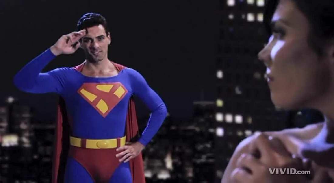 Parody superman porn