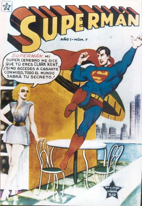 SUPERMAN NOVARO #7