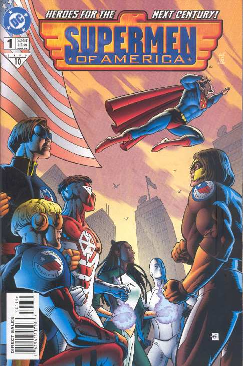 SUPERMEN OF AMERICA #1