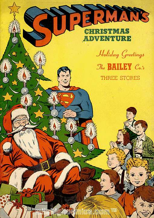 SUPERMAN'S CHRISTMAS ADVENTURE 1944