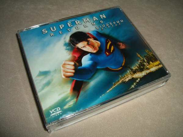 SUPERMAN RETURNS MUSIC