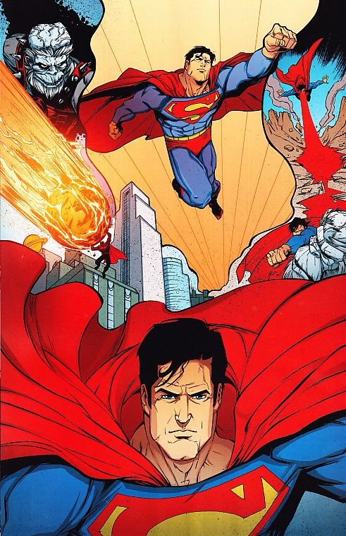 THE ADVENTURES OF SUPERMAN #2