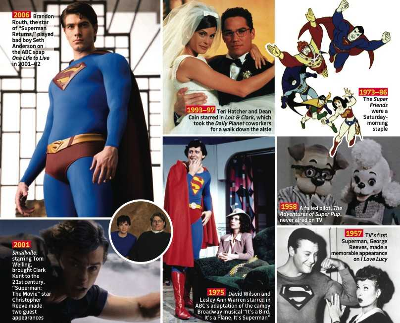 TV GUIDE SUPERMAN RETURNS