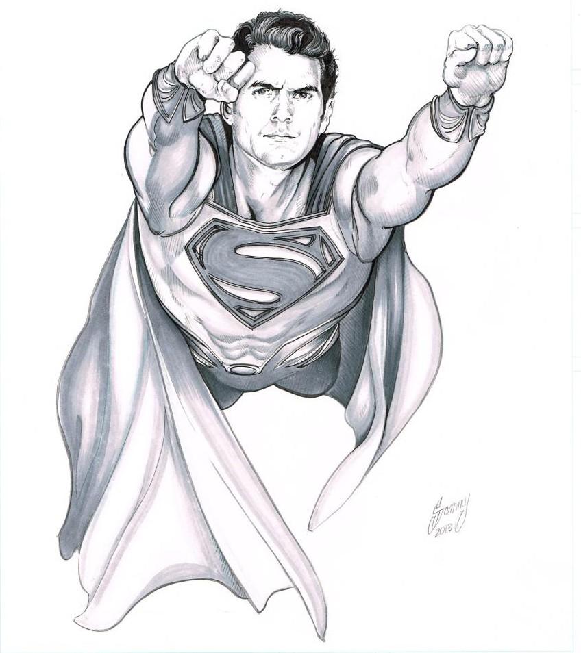 SUPERMAN FEBRERO 2013