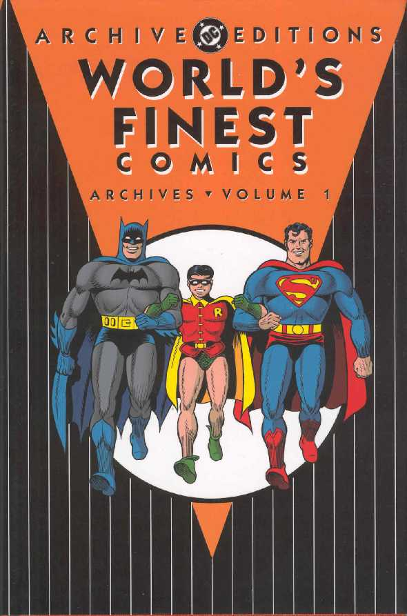 WORLD'S FINEST COMICS ARCHIVES VOL.1
