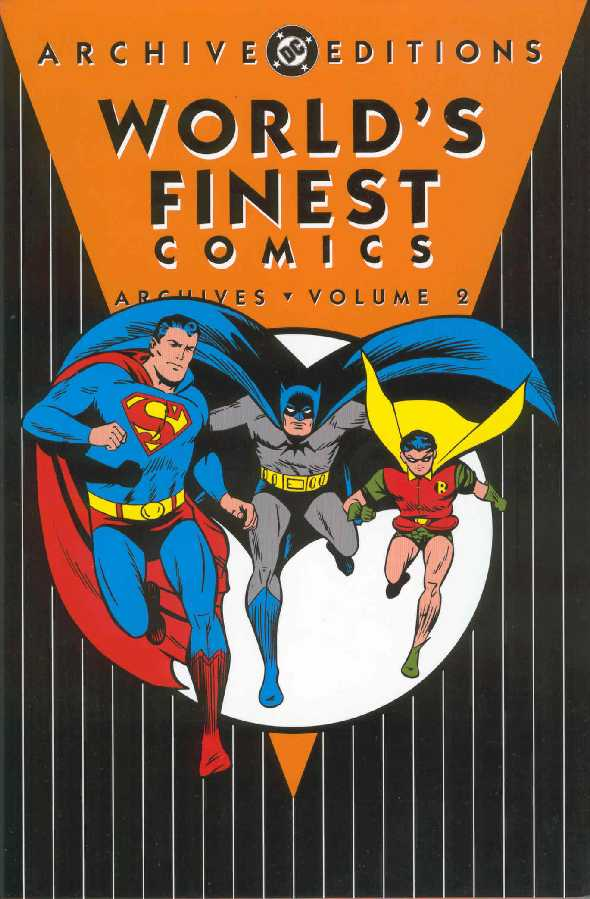 WORLD'S FINEST COMICS ARCHIVES VOL.2