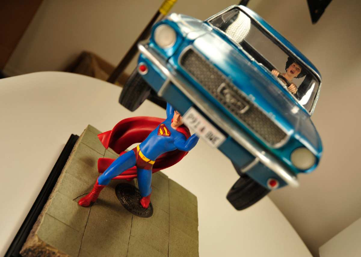 SUPERMAN WETA