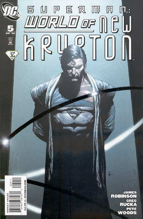 WORLD OF NEW KRYPTON #5