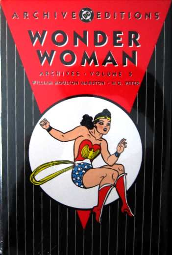 WONDER WOMAN ARCHIVES