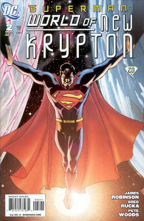 WORLD OF NEW KRYPTON #2