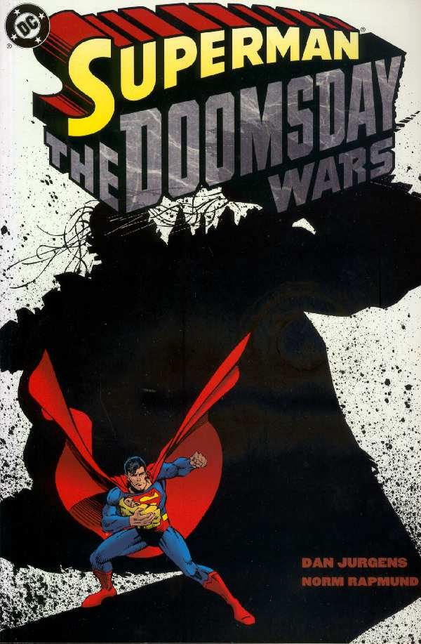 THE DOOMSDAY WARS #1