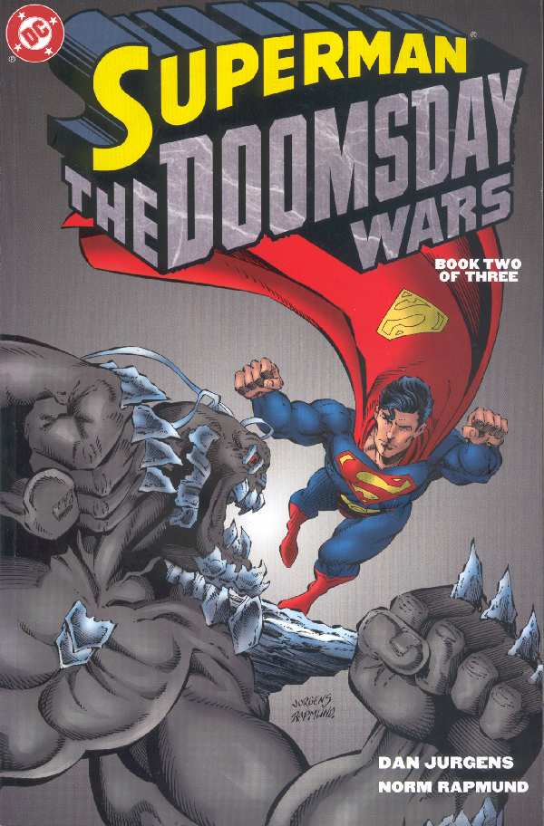 THE DOOMSDAY WARS #2