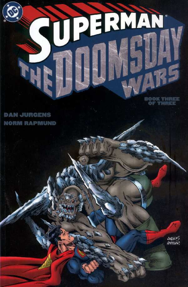 THE DOOMSDAY WARS #3